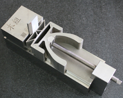 超精密 木組みバイス マシンバイス